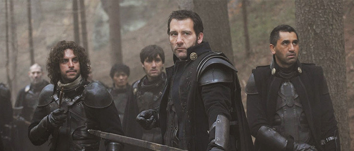 Last Knights trailer