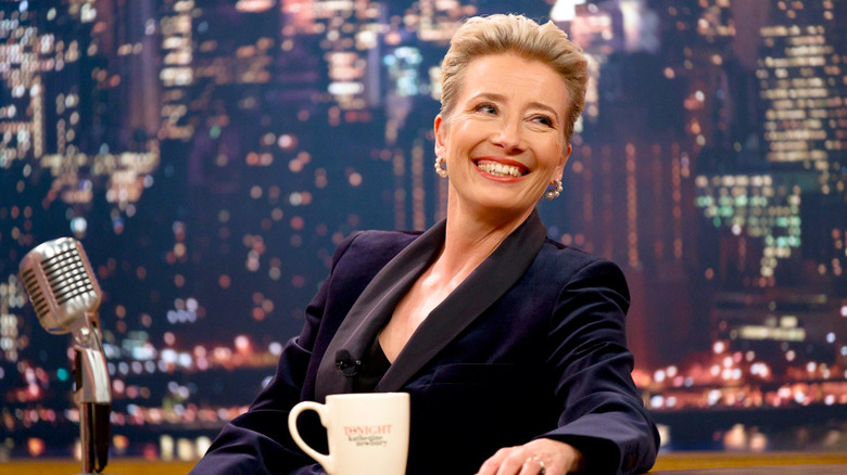 Late Night Review - Emma Thompson