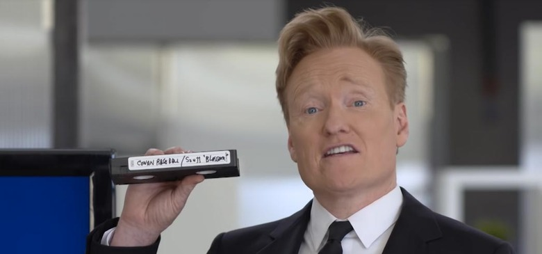 Late Night with Conan O'Brien Episodes Online