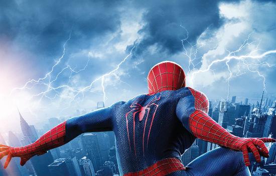 Amazing Spider-Man 2 Teaser header