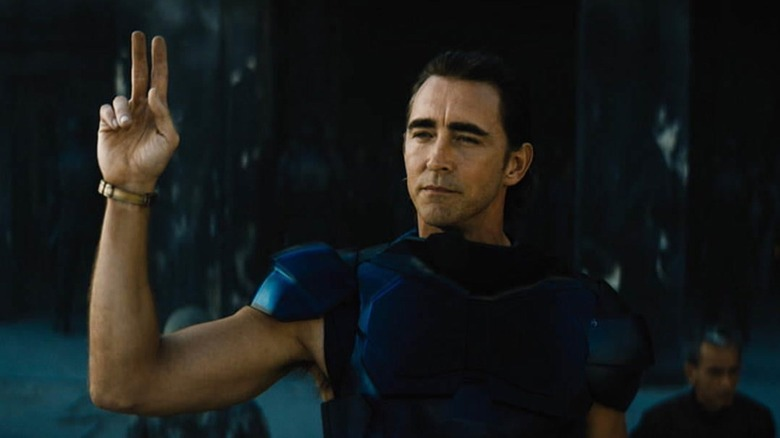 Foundation Star Lee Pace On Playing Multiple Generations Of A Godlike Clone Emperor [Interview]