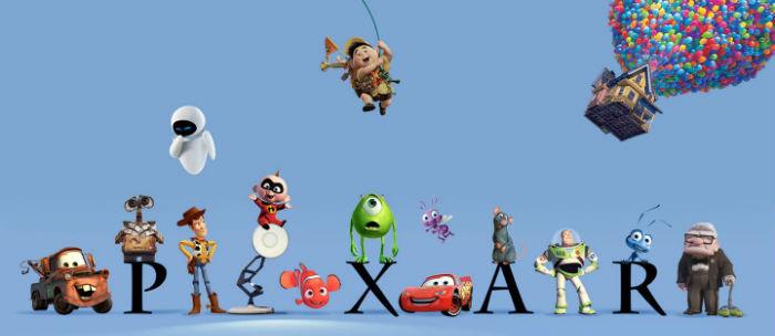 Pixar musical