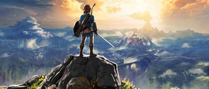 Legend of Zelda ride