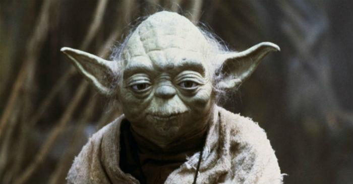 Legendary Yoda Empire Strikes Back