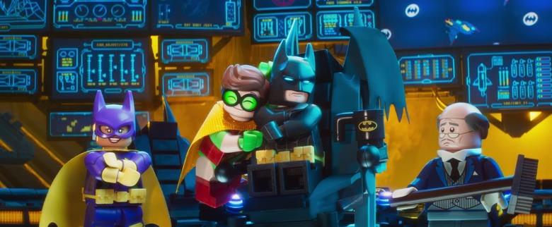 The Lego Batman Movie featurette