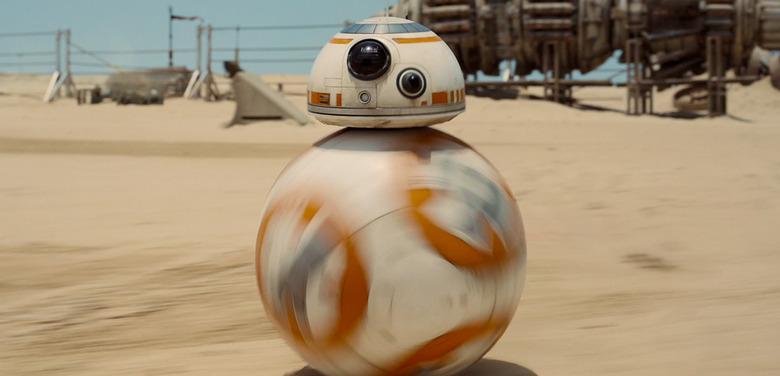 BB-8 Sounds