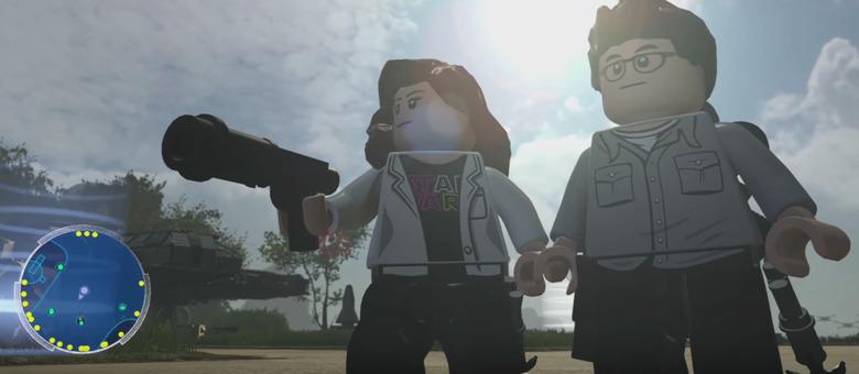 Lego JJ Abrams