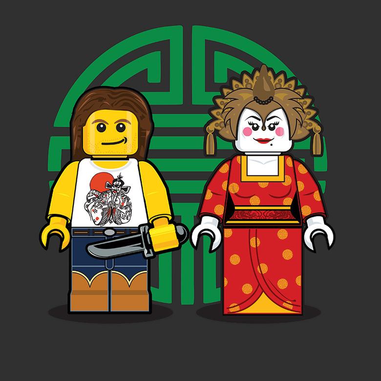 Dan Shearn - Lego Big Trouble