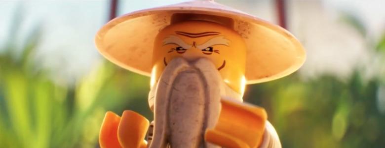 Lego Ninjago short clip