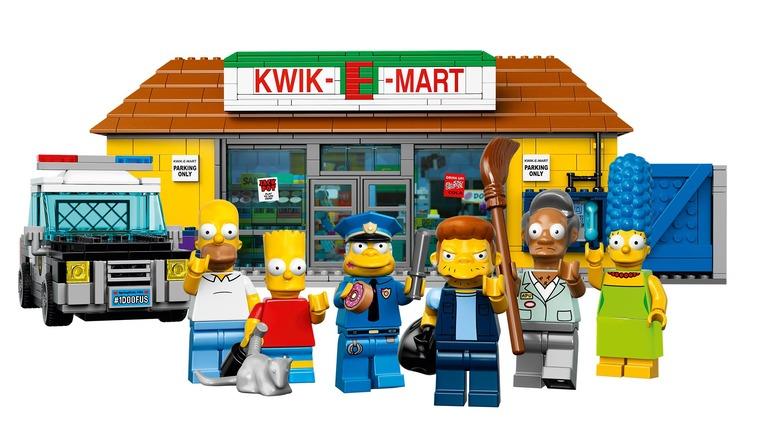 Lego Simpsons Kwik E Mart 2