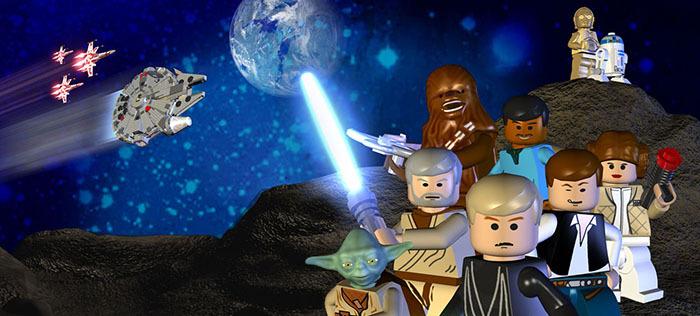 Lego Star Wars series