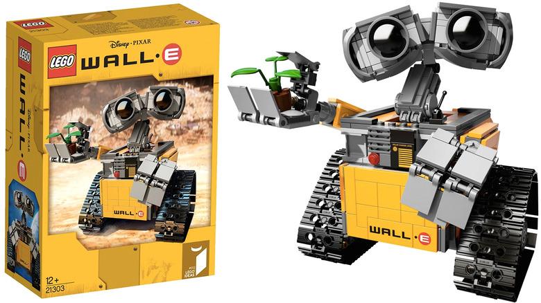 LEGO WALL-E set