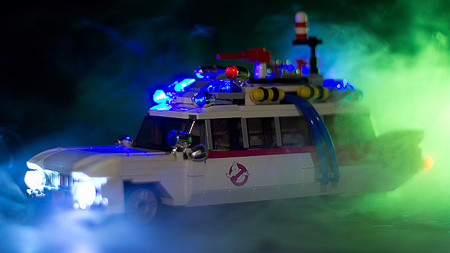 Ghostbusters Lego 1