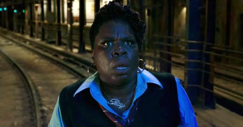 New Ghostbusters Sequel - Leslie Jones