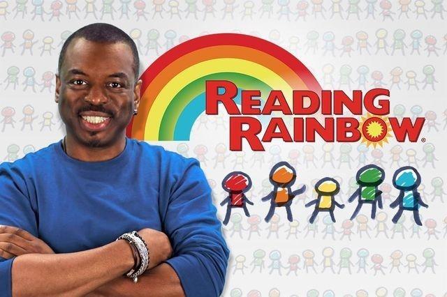Reading Rainbow Kickstarter