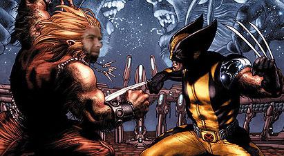 Liev Schreiber is Sabertooth in X-Men Origins: Wolverine