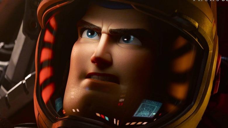 Buzz Lightyear in Lightyear
