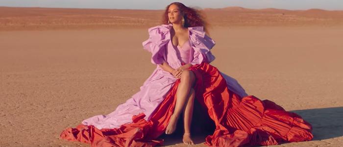 The Lion King Beyonce music video Spirit