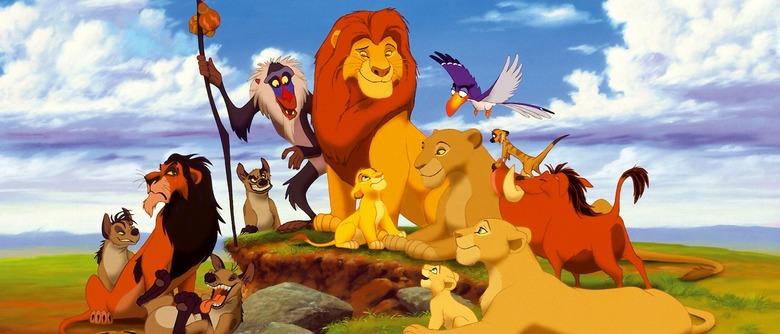 The Lion King remake writer