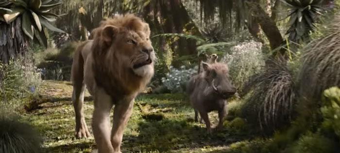 The Lion King Remake Comparison