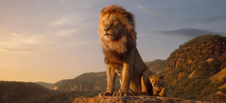 lion king tv spot