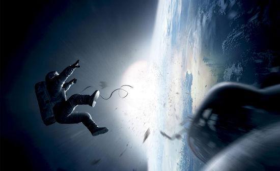 Gravity teaser poster header