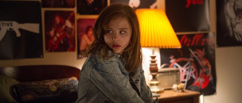 Chloe Grace Moretz in Dark Places