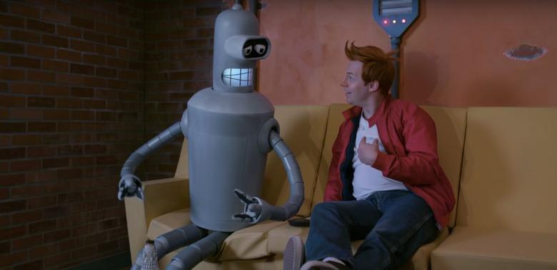Futurama Live-Action Fan Film Trailer