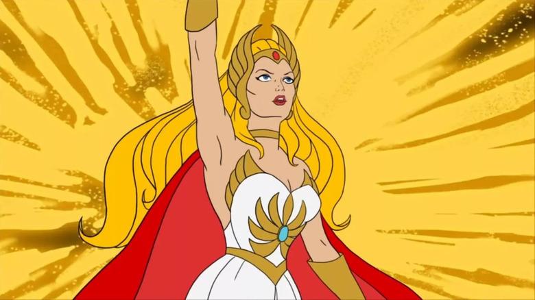 She-Ra in She-Ra: Princess of Power