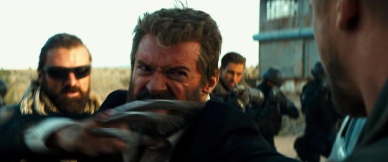 Logan trailer - Hugh Jackman