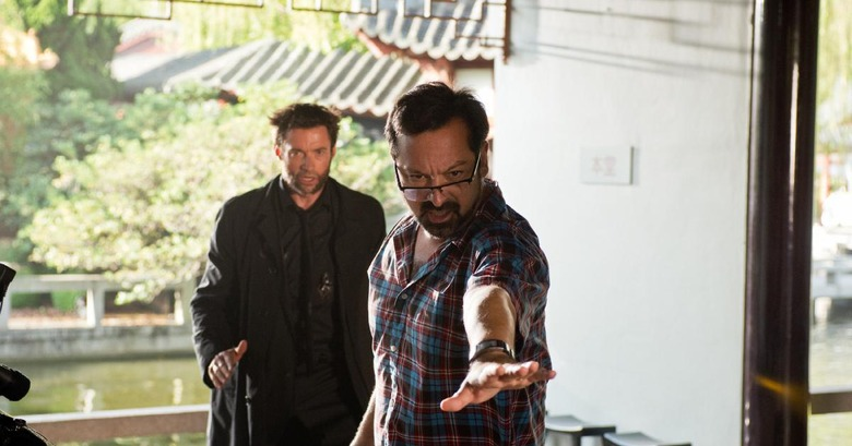 James Mangold interview / directing The Wolverine