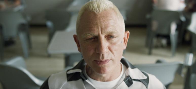 Logan Lucky Clip - Daniel Craig