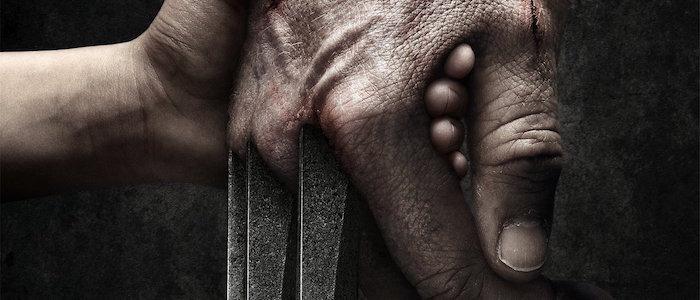 Wolverine 3 title Logan poster