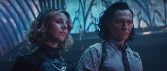 Loki Finale Fight Scene