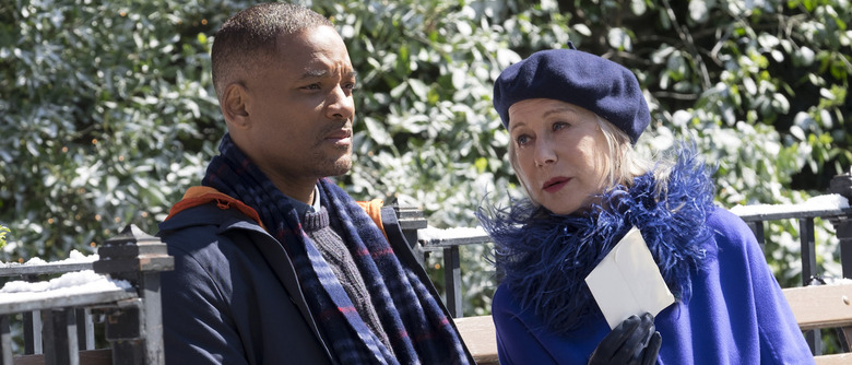 Collateral Beauty reviews trailer