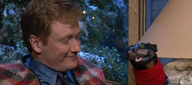 Conan O'Brien Christmas Videos