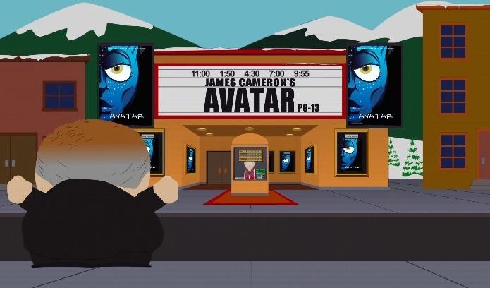 South Park Smurfs Avatar