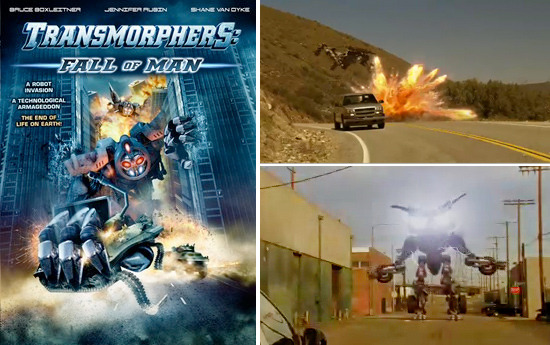 transmorphers 2 fall of man