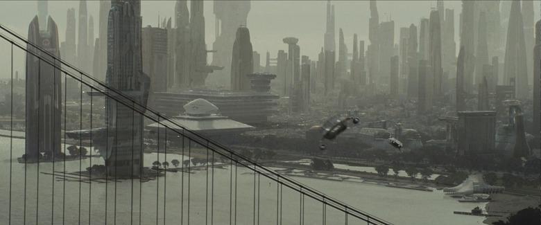 San Francisco in Star Trek