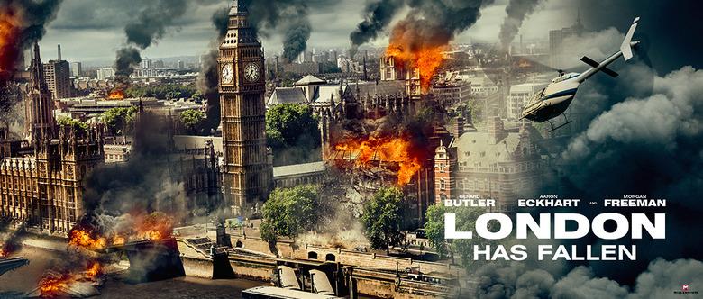 London Has Fallen release date