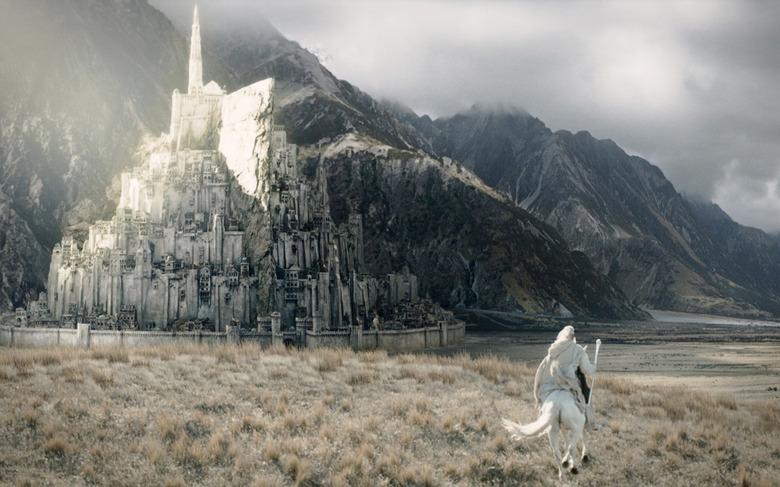 Lifesize Minas Tirith