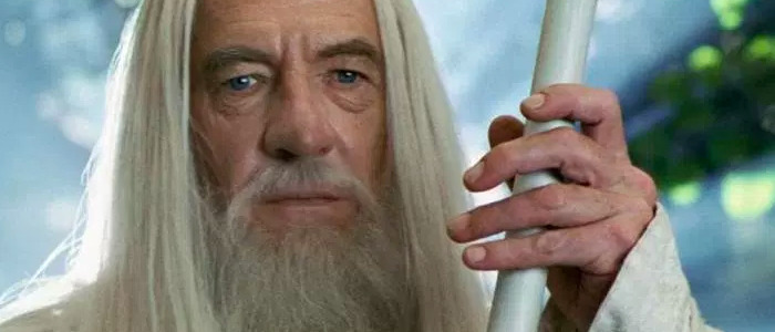 Lord of the Rings TV series Gandalf