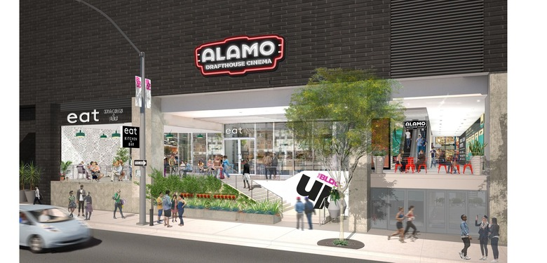 Los Angeles Alamo Drafthouse Opening in 2018