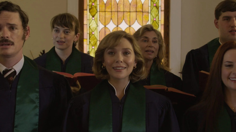 Love & Death First Look: See Elizabeth Olsen As Candy Montgomery