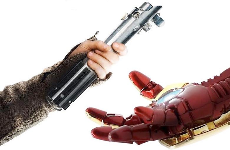 Lucasfilm Congratules Marvel Studios