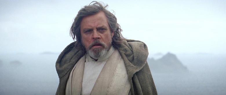 The Force Awakens Ending - Luke Skywalker Episode 8 death