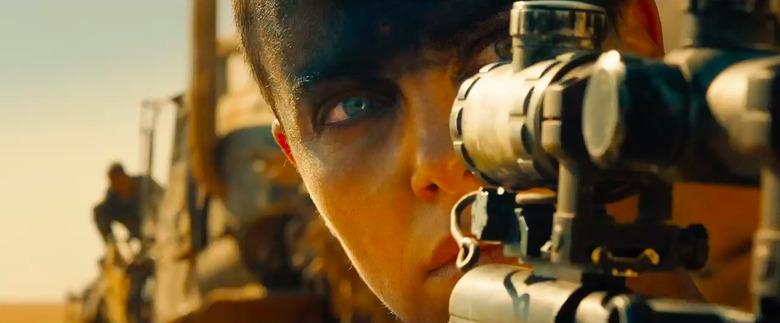 Mad Max Fury Road editing