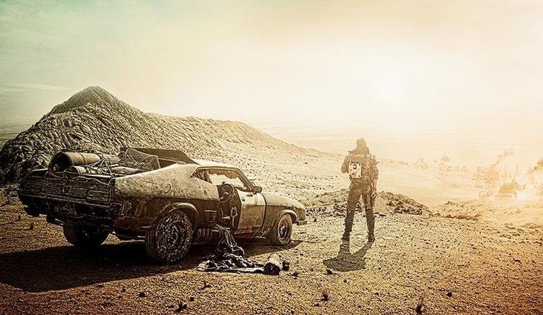 Mad Max: Fury Road poster header