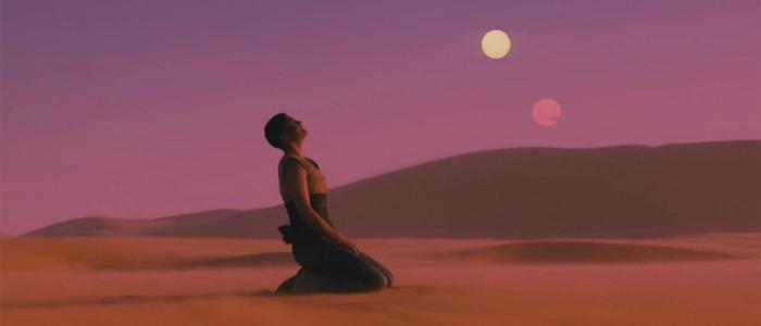 Mad Max Star Wars trailer mash up