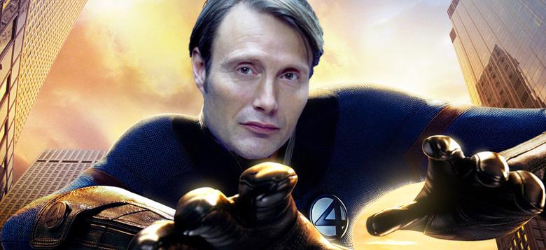 Mads Mikkelsen Fantastic Four